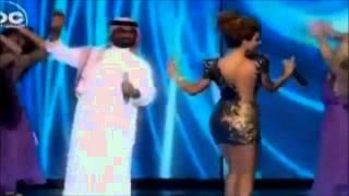 تنكس ميريام فارس و حبيب الحبيب خلاني YouTube   YouTube