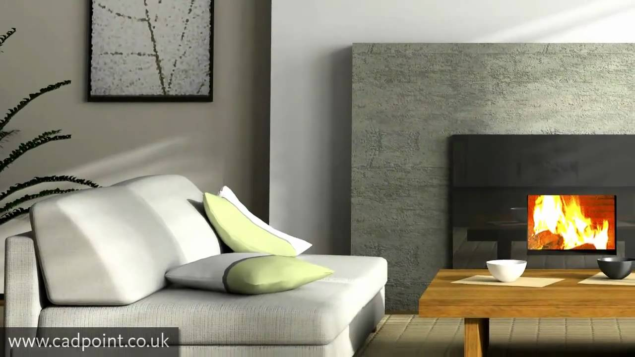 Insidemax using autodesk 3ds max for interior design for 3ds max design