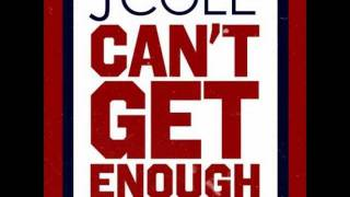 J.Cole Ft. Trey Songz- Cant Get Enough (Instrumental)