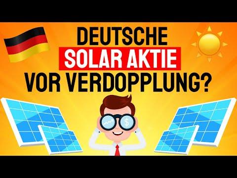 Deutsche Solar Aktie vor Verdopplung? 📈🚀🔥