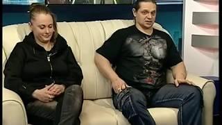 А. Сарач, О. Борисова и А. Макаренко гости ТВ программы