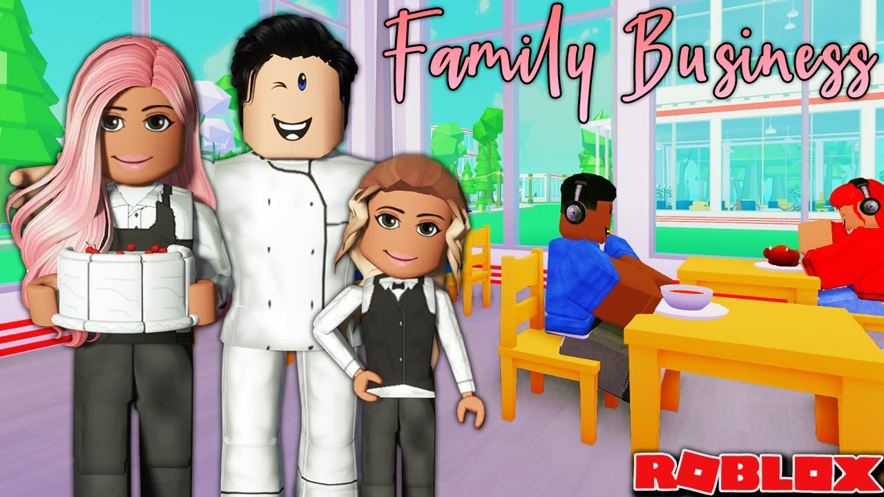 Download RUNNING A FAMILY BUSINESS   Restaurant Tycoon 2   Roblox