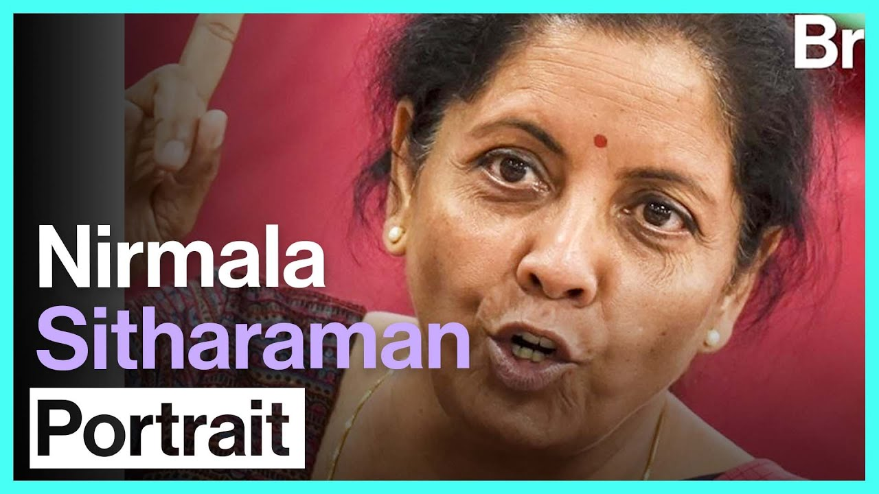 Meet Nirmala Sitharaman, India's Defence Minister
