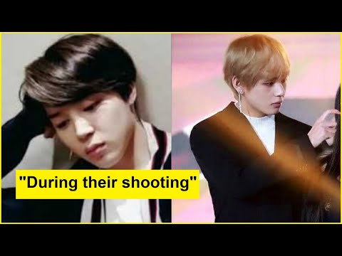 ARMY&39;s SAD Jimin is Being IGNORED in  Taehyung&39;s Photo of His Partner?
