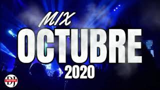 MIX OCTUBRE 2020/REGGAETON CACHENGUE/LO MAS NUEVO/ MARIIOVEGA MIX