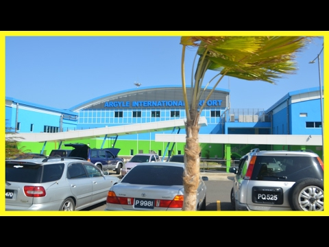 VISIT TO THE ARGYLE INTERNATIONAL AIRPORT/ ST. VINCENT AND THE GRENADINES