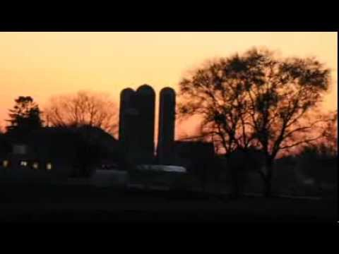 Twilight in Pennsylvania Dutch Country