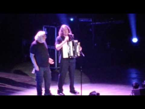 Weird Al Yankovic - Another one rides the bus - Live 2016