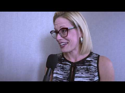 Kyrsten Sinema All In on Triathlon as She Heads to the U.S. Senate
