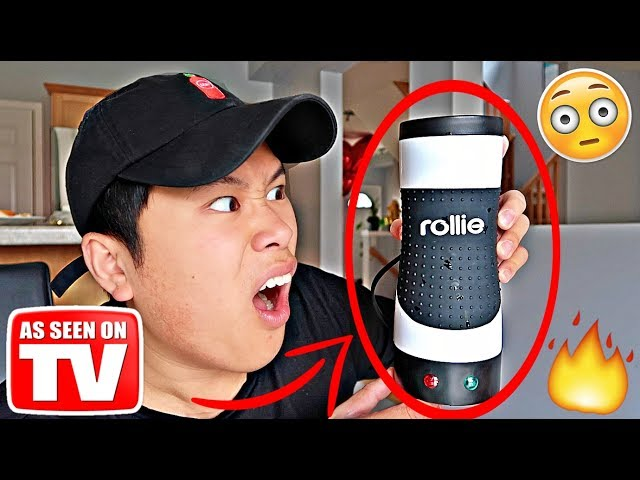 THIS INSTANTLY MAKES ANYTHING EDIBLE!!!!! (TESTING CRAZY GADGETS)