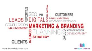 Marketing & Branding Services by The Media Formula