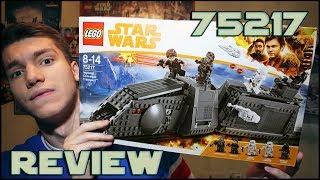 Lego Star Wars 75217 Imperial Conveyex Transport Review | Обзор ЛЕГО Звёздные Войны Имперский Конвой