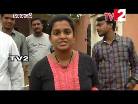 Actor Sreevani Fire On Media 2016