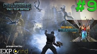 Bulletstorm Full Clip Edition Gameplay - Duke Nukem Tour - Part 9 - Walkthrough [PS4]
