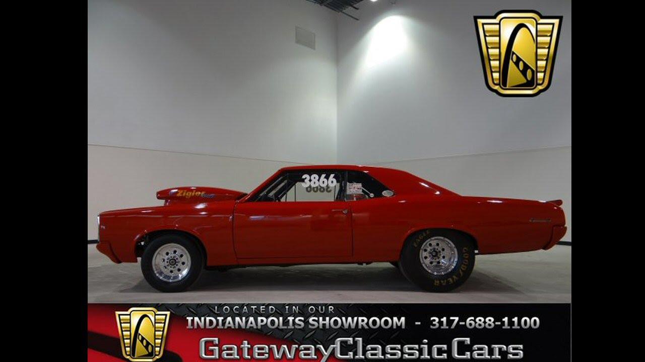 1966 Pontiac GTO Drag Car - #93 NDY - Gateway Classic Cars - Indianapolis