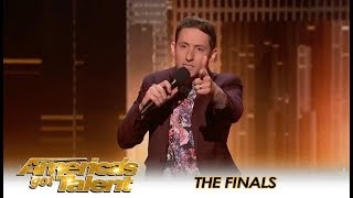 Samuel J. Comroe Gives His FUNNIEST Performance On AGT Finale | America's Got Talent 2018