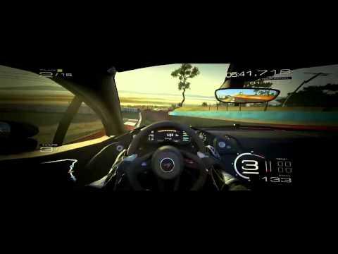McLaren P1, Mount Panorama, Circuit Bathurst