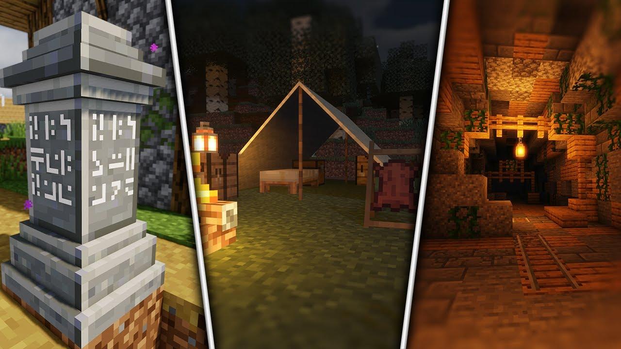 Top 10 Minecraft Mods 1 16 1 2020 Youtube
