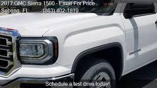 2017 GMC Sierra 1500 2WD REGULAR CAB 133.0 for sale in Sebri