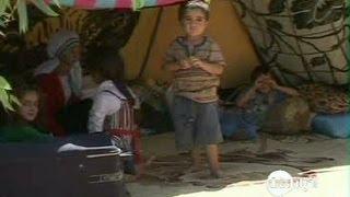 المفوضية العليا لشؤون اللاجئين تقيم مخيما جديدا للاجئين السوريين بشمال العراق