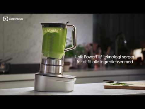Fantastisk god appetizer - Electrolux Masterpiece blender