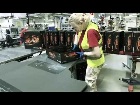 In the LEGO Factory: ultimate packaging - LEGO Technic ...