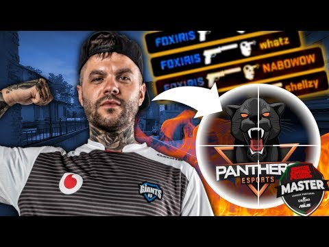 Vodafone GIANTS vs PANTHERS [Inferno] - CS:GO Master League Portugal (4ª jornada)