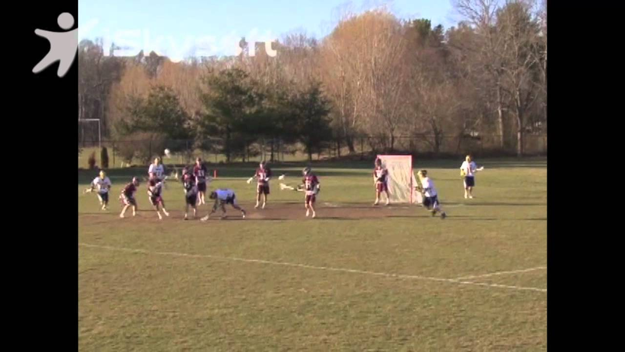 Skye MacLeod Garden City Lacrosse - YouTube