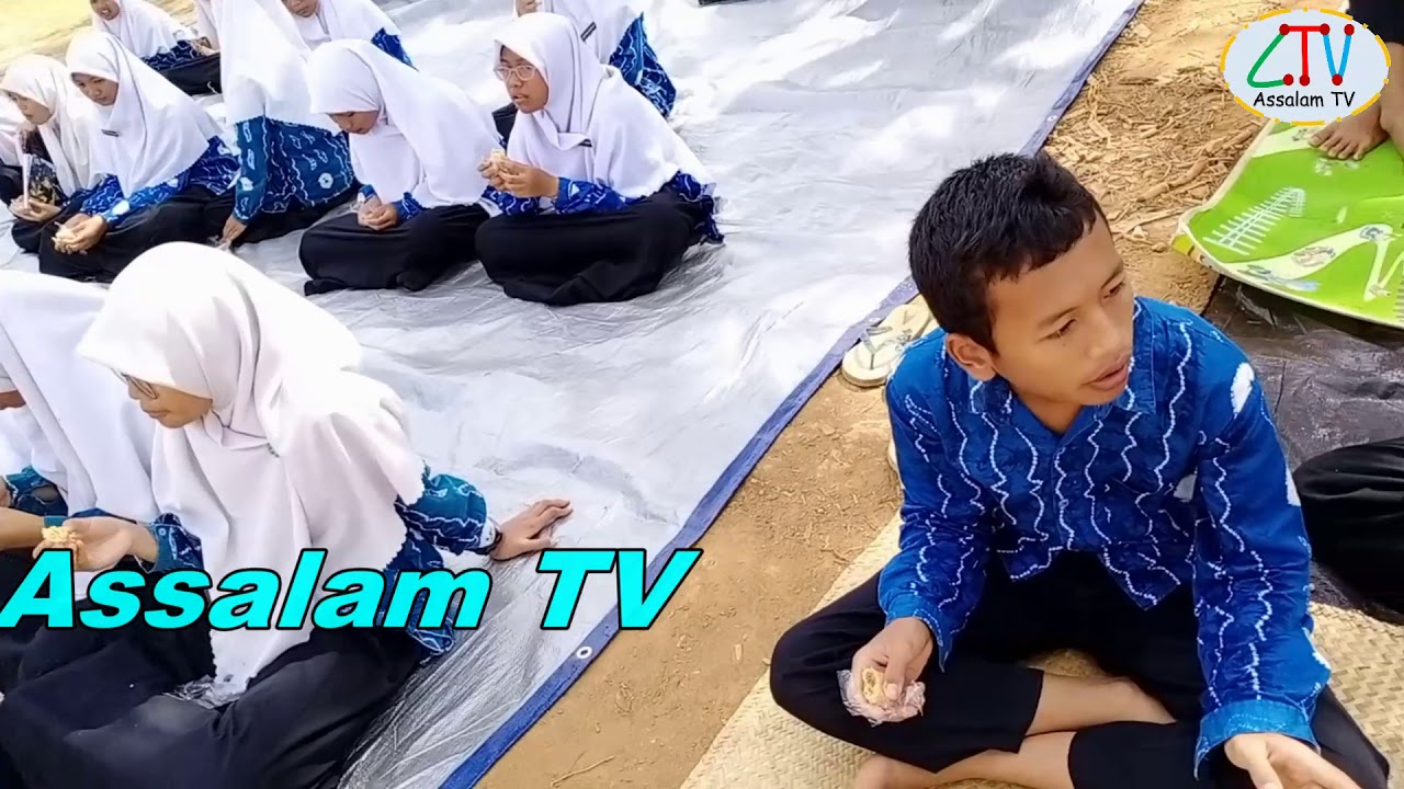 Sehari Belajar Di Luar Kelas Hari Anak Internasional
