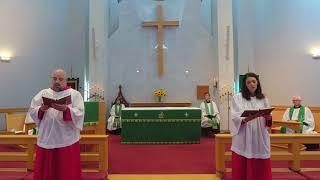 St  Thomas Episcopal 9 20 20 Service