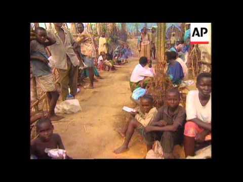 ZAIRE: TINGI-TINGI: GOVERNMENT REFUSES TO NEGOTIATE WITH REBELS