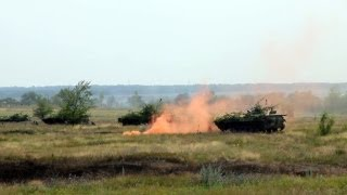 """Rusia y sus aliados abaten a """"terroristas"""" en maniobras conjuntas"""