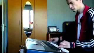 Gonzo - Korg Pa 500 - Paul Van Dyk