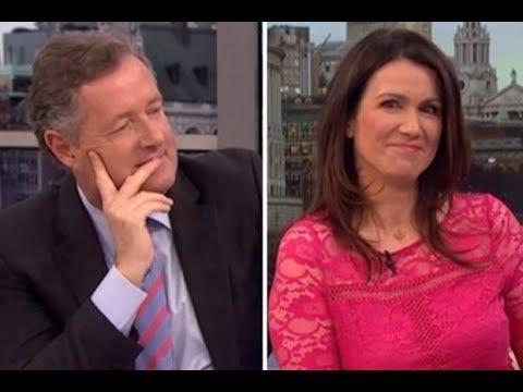 Susanna Reid and Piers Morgan's secret love interest leaked