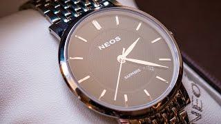 Часы из Китая NEOS 40676G, небольшой обзор.