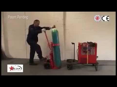 Argonlifter Gas Cylinder Trolley