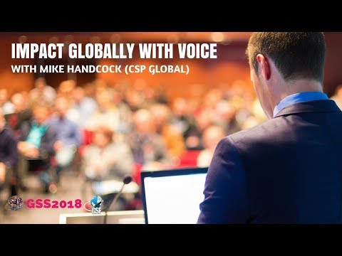 Impact Globally with Voice