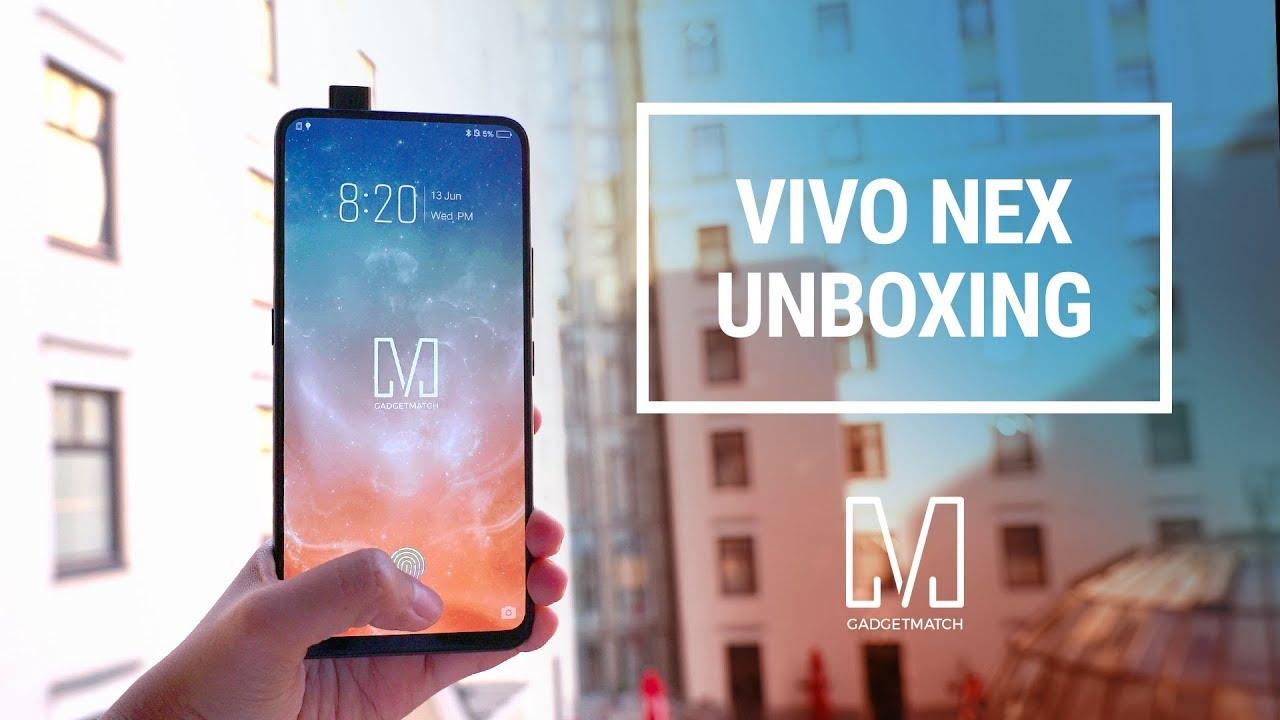 Vivo NEX S 256GB - Specs - PhoneMore