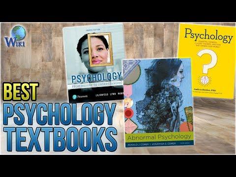 10 Best vs. Psychology Textbooks 2018