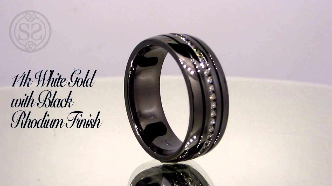 engraved ring bands tungsten pin dragon wedding black celtic band mens
