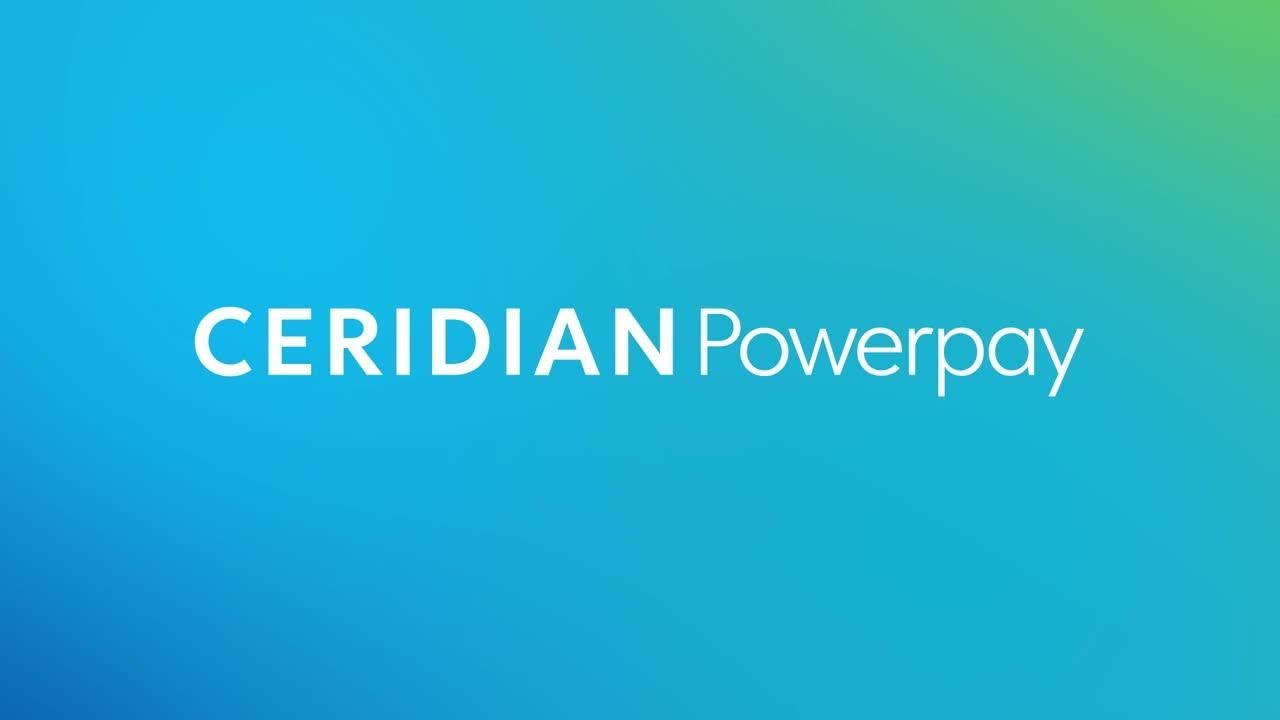 ceridian powerpay login