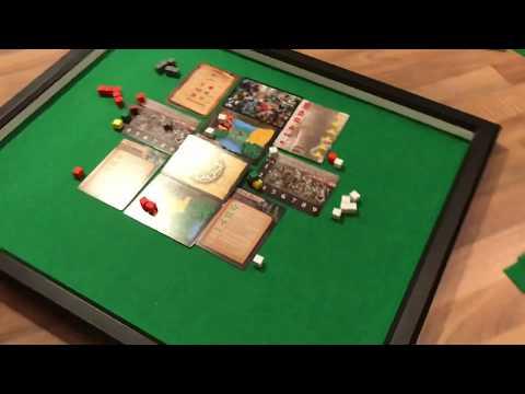 $10 Dollar Board Game Table DIY Ikea Hack