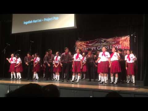UNAI Chorale 2015 - Ingatlah hari ini
