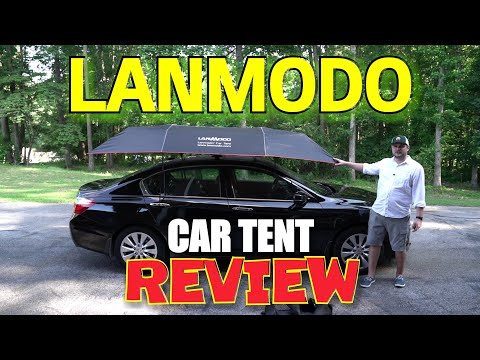 Lanmodo Car Tent REVIEW