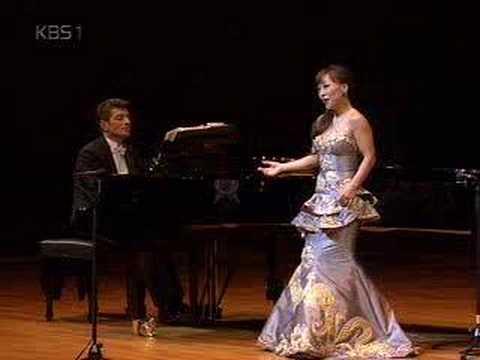 Sumi Jo - Charles Francois Gounod - Serenade