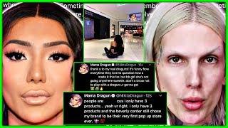 Nikita Dragun RESPONDS To Jeffree Star Not Paying Her Rent