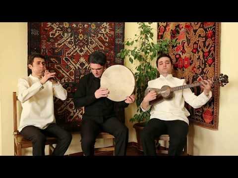 Армянский мугам или откуда ослу знать что такое шафран