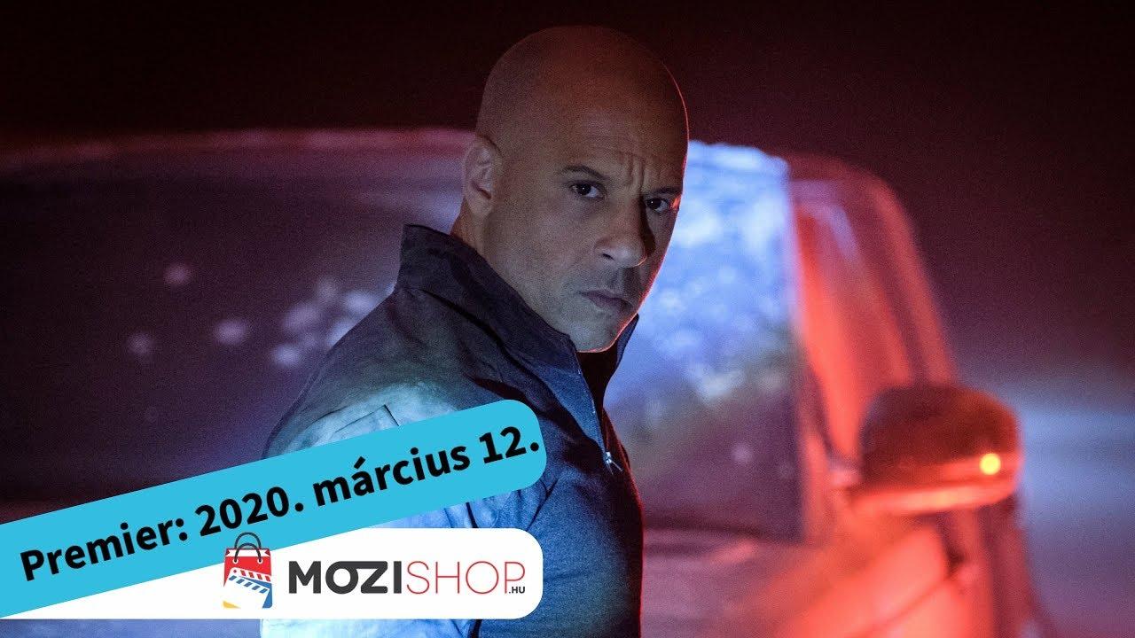 Bloodshot - magyar szinkronos előzetes #2 / Akció Sci-fi