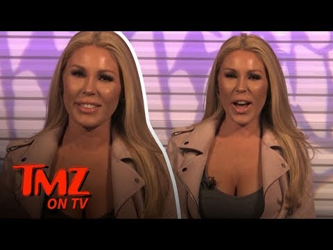 Real Housewife Shows Off Her '$50 Boob Job' | TMZ TV thumbnail