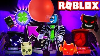 *NEW* Nightmare Eggs + Lucky Chances and 500 Pets (CODES) Roblox Bubble Gum Simulator